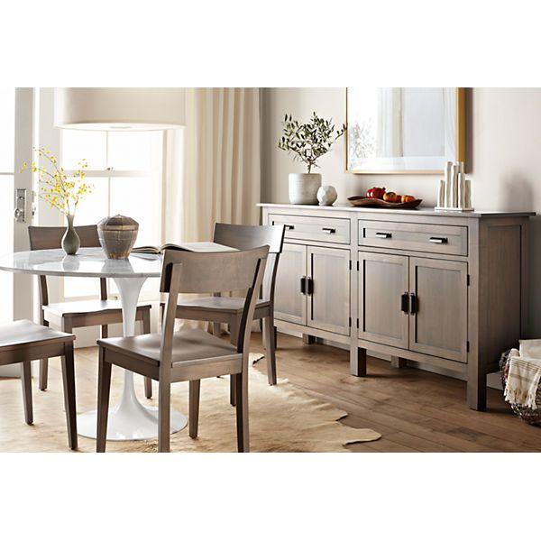 Saarinen Tables Room Side Chair And Tables - Room and board saarinen table