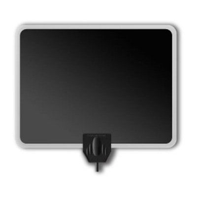Paper Thin Leaf Indoor HDTV Antenna - Made in the USA! $34.98