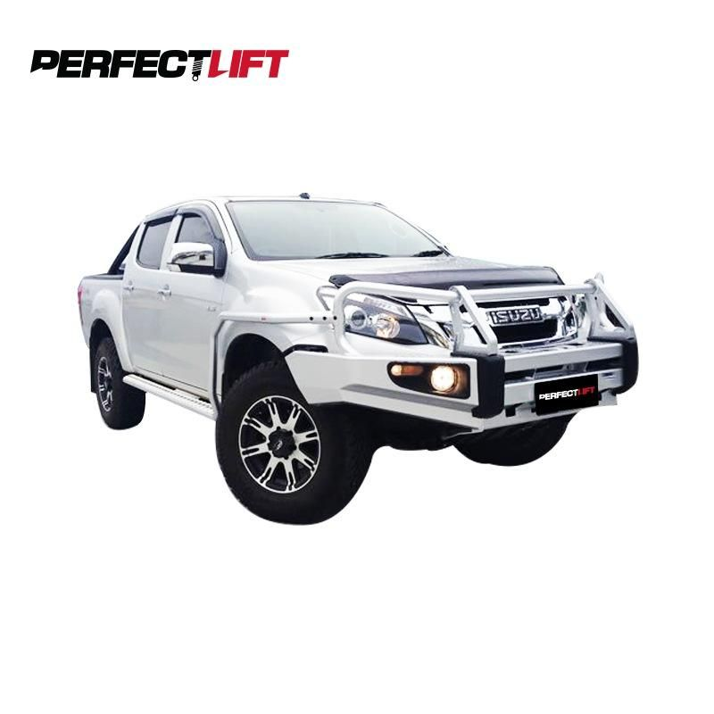 40mm Front And 40mm Rear Isuzu Dmax Lift Kit 2012 Onwards With