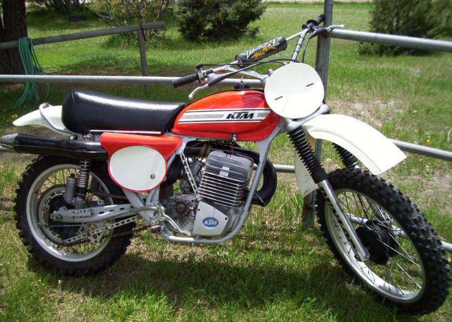 1975 Penton Ktm Hare Scrambler 250 Ktm Motocross Ktm Vintage Motocross