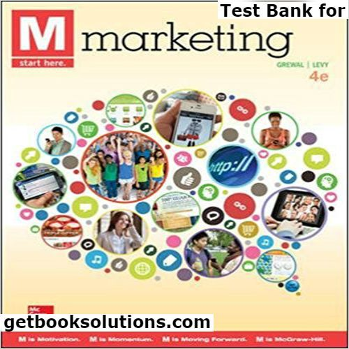 Test Bank For M Marketing 4th Edition By Grewal Download