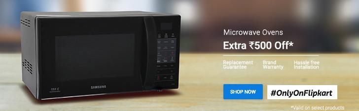 Extra Rs 500 Off On Lg Samsung And More Microwave Ovens Now
