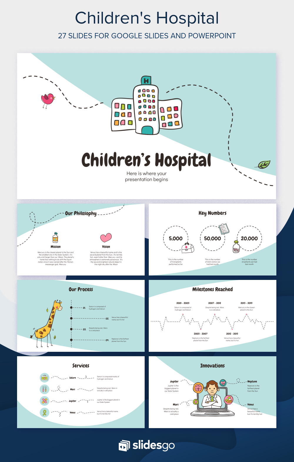 Download This Funny Medical Presentation Template For Google Slides And In 2020 Powerpoint Background Design Powerpoint Presentation Design Powerpoint Design Templates