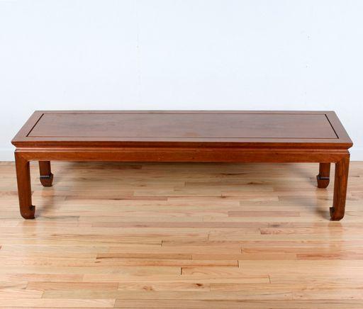 Vintage Mid Century Coffee Table Hawaiian Koa Wood By: Beautiful, Handmade Hawaiian Koa Wood Coffee Table Built
