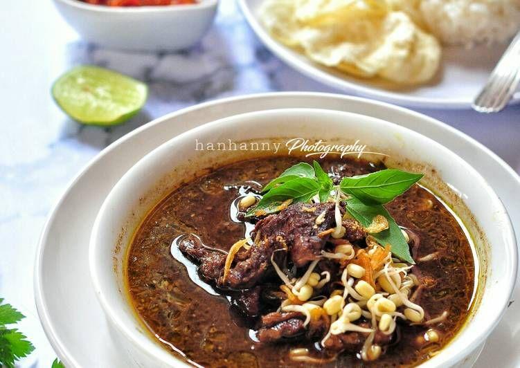 Resep Rawon Oleh Hanhanny Resep Memasak Resep Masakan Asia Masakan