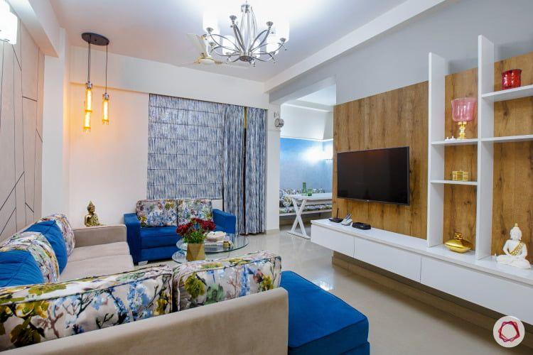 Budget Interior Designers Tour This Playful Home In Noida Design Your Home Interior Design Living Design