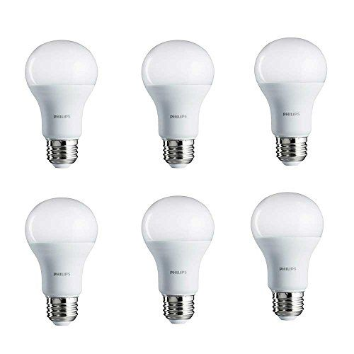 Philips Led Bulb 6 Pack 100 Watt Equivalent Soft White 2700k