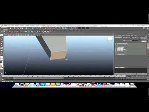 Zoom In to a Point - Maya 2012 Beginner Tutorial - YouTube
