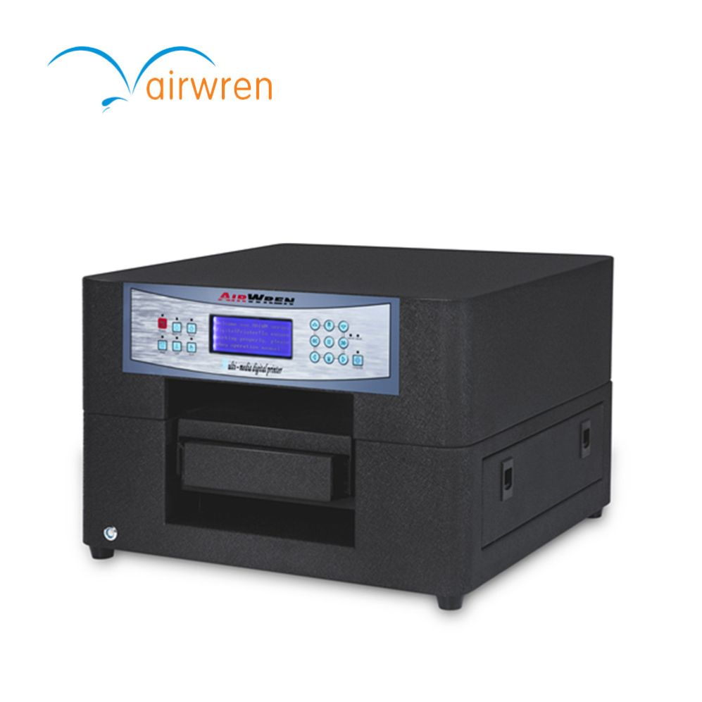 A4 ECO Solvent Printer For Pencil Business Card Printing Machine