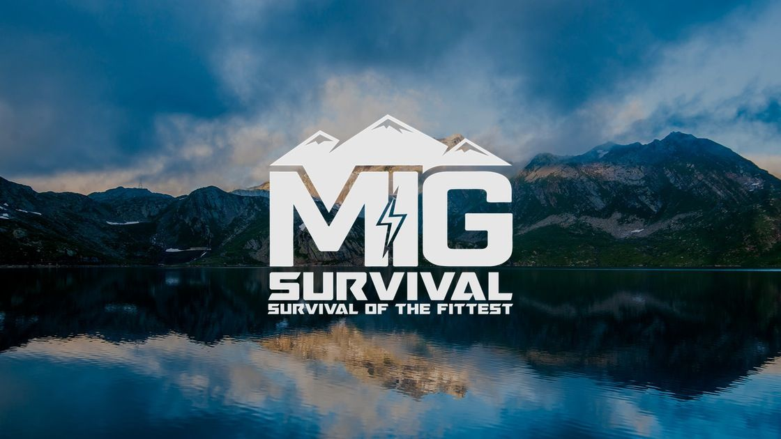 Handcrafted by OBI.Design™. MIG Survival of the Fittest picked this logo out of 50 designs submitted by 5 designers.