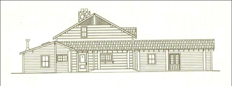 Ponderosa ranch house google search ponderosa ranch house for Ponderosa ranch house floor plan
