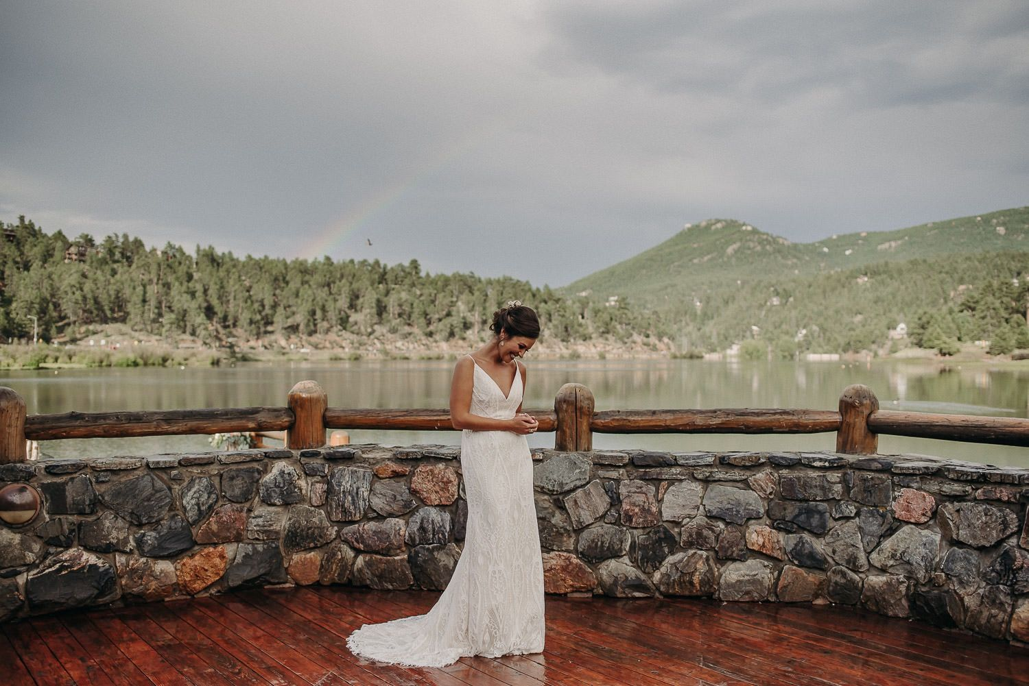 Musical Summer Evergreen Lake House Wedding Rocky Mountain Wedding Photography Maria In 2020 Lake House Wedding Mountain Wedding Colorado Beautiful Summer Weddings