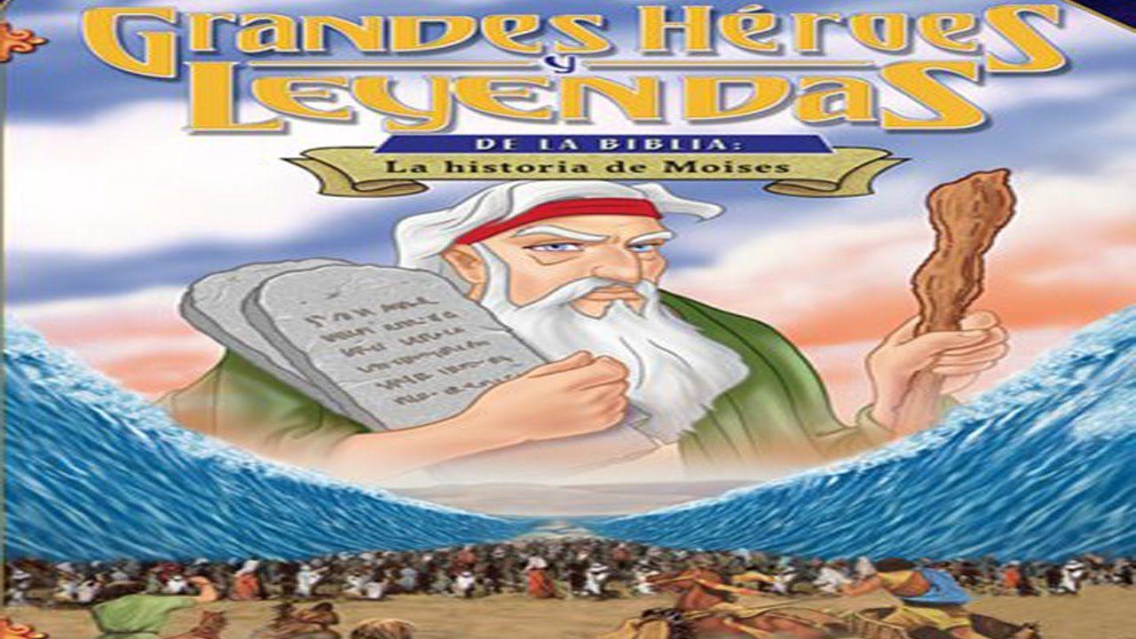La Historia de Moises para Niños - Grandes Héroes y Leyendas ...