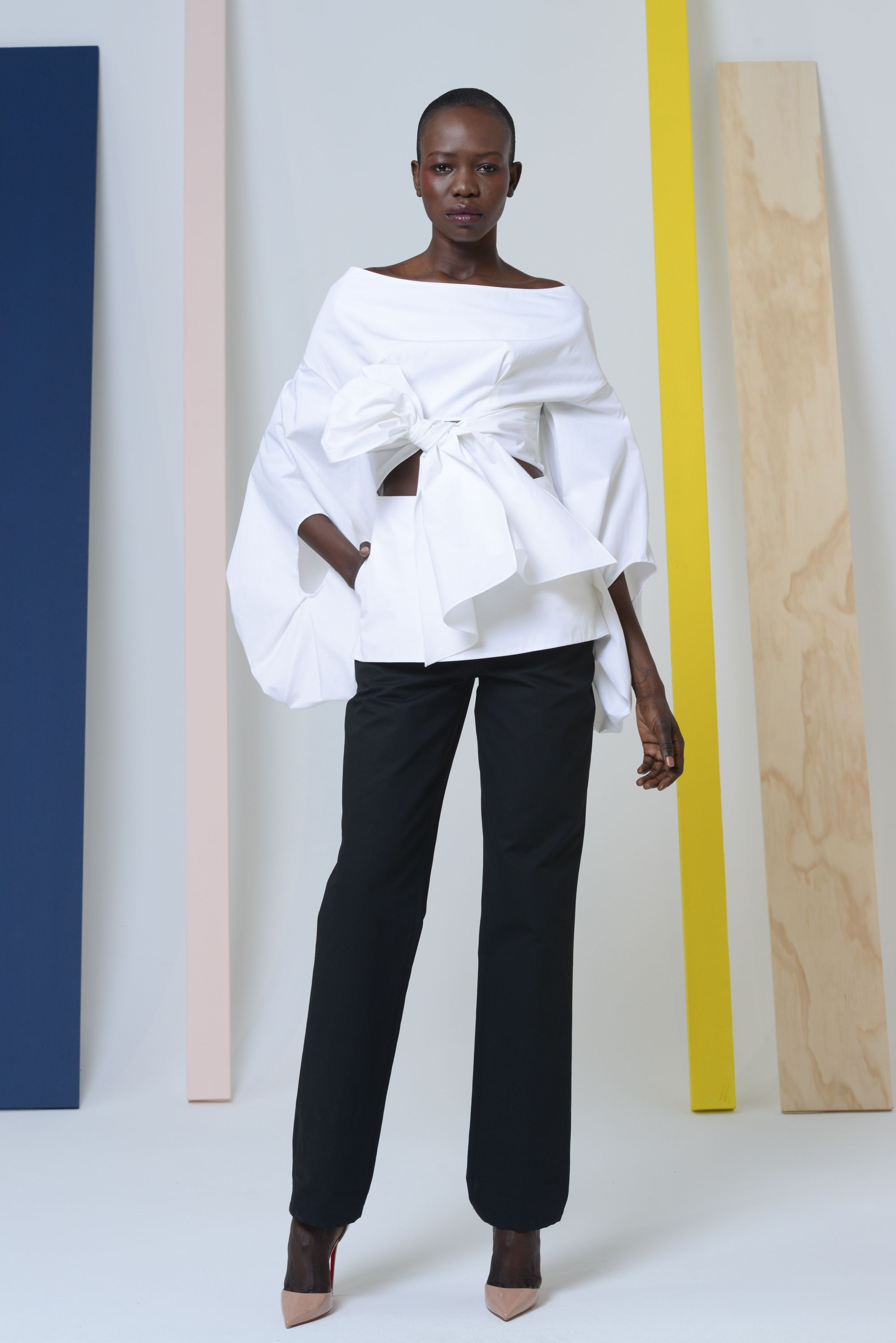 Why You Should Pay Attention To Designer Rosie Assoulin Fashion White Fashion New York Fashion Week