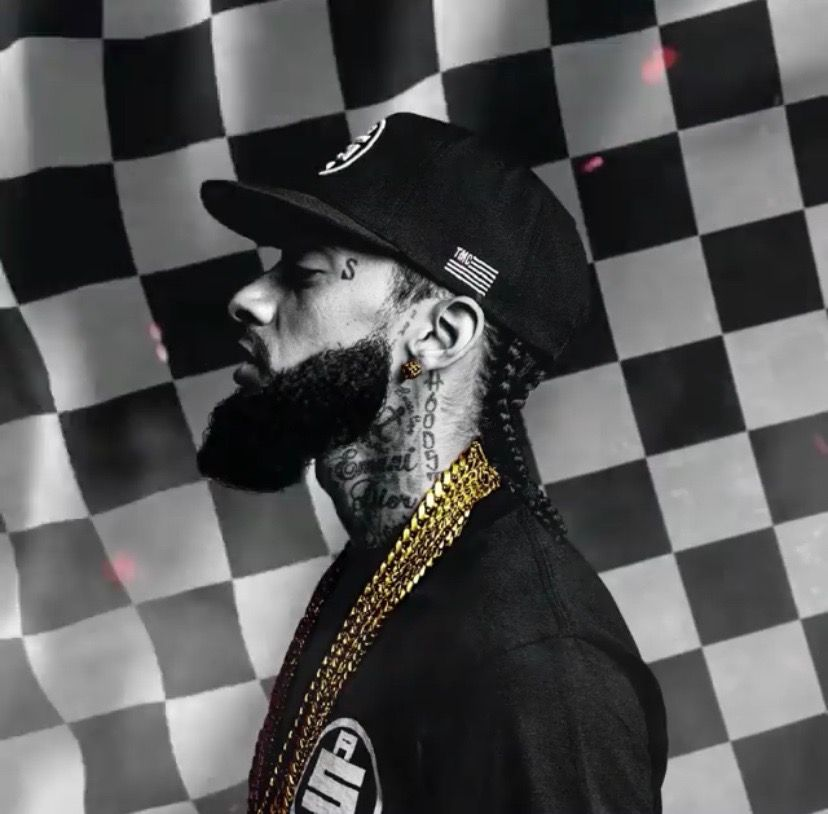 Nipsey Hussle (With images) Black love art, Black girl