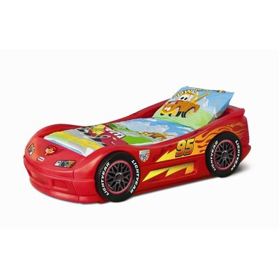 Little Tikes Lightning Mcqueen Toddler Race Car Bed 291 Payton