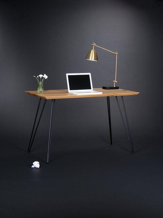 desk office desk computer desk desk modern desk industrial mid century