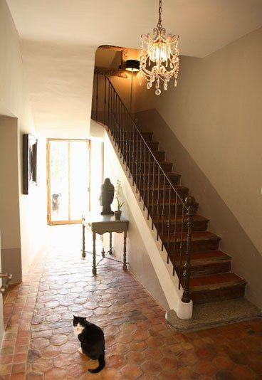 Entrée, décoration entrée - Visite maison : photo deco maison ...