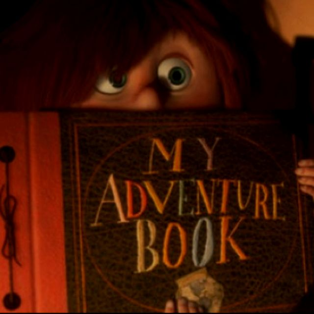 My Adventure Book Up | Films | Our adventure book, Up adventure book