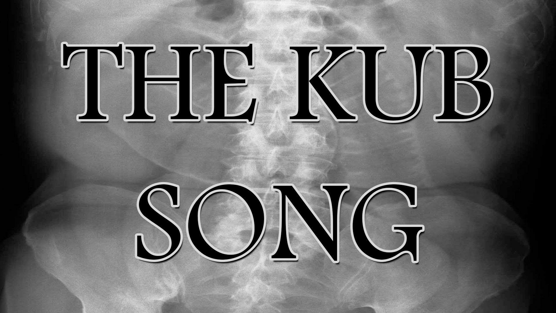 The Rad Tech Student Kub X Ray Song