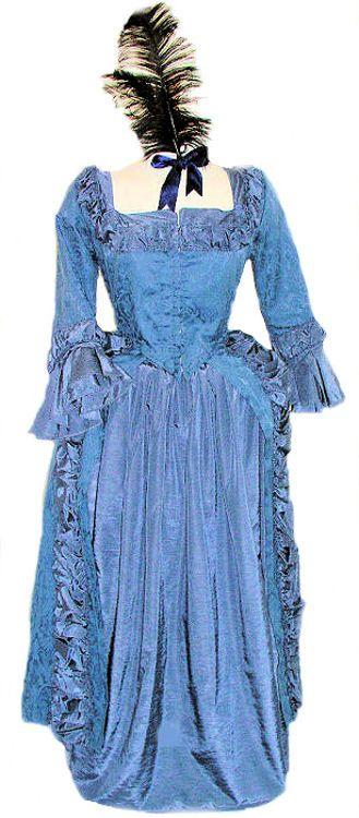 Georgian Lady Costume Hire Style Inspiration Fashion