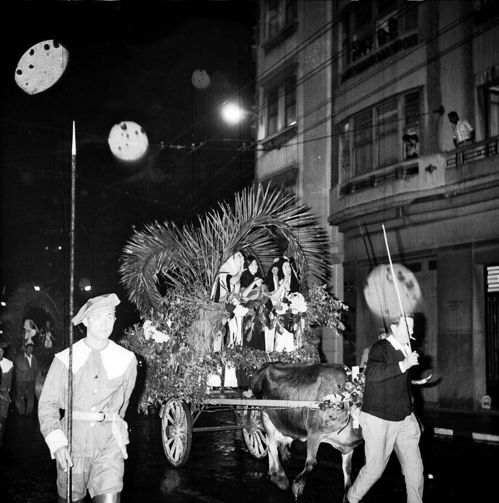 Cabalgata De San Juan 1974