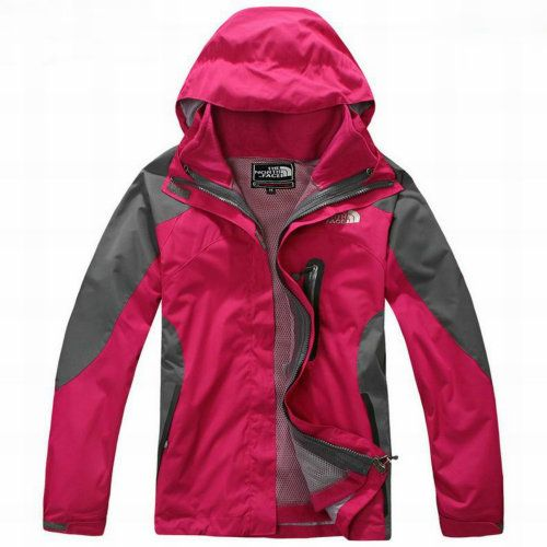 245342969 brilliant The North Face Womens Hyvent Jacket Pink Dazzle | Cheap ...
