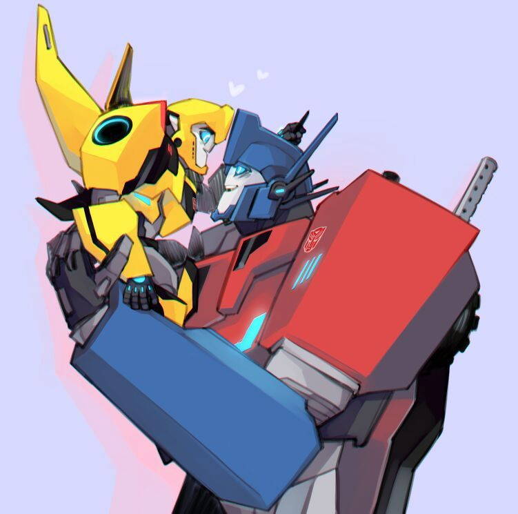 Optimus prime and bumblebee fanfiction