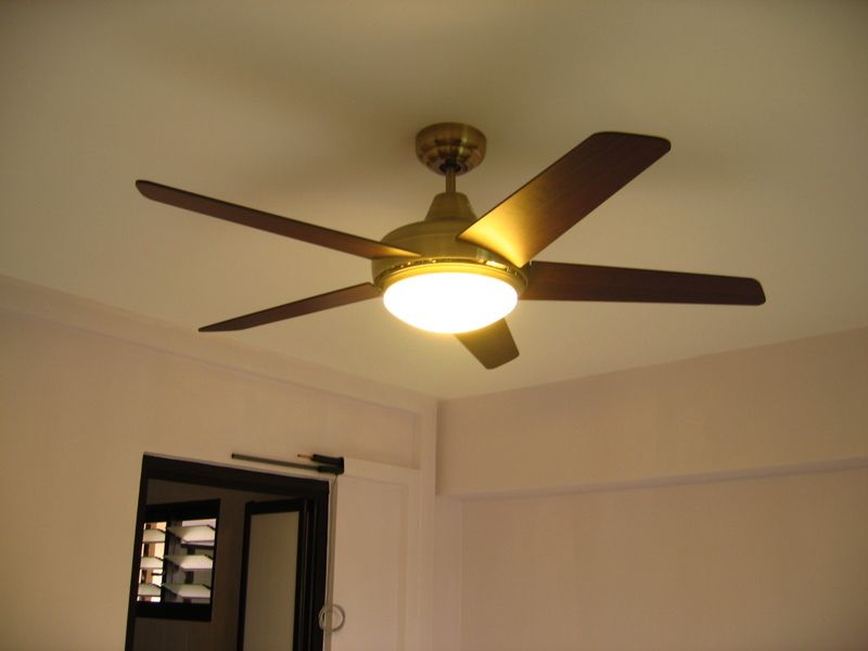 A Ceiling Fan With Light Offers The Option To Use The Appliance To Illuminate A Room This Lets You Ceiling Fan Ceiling Fan With Light Ceiling Fan Installation Light for ceiling fans