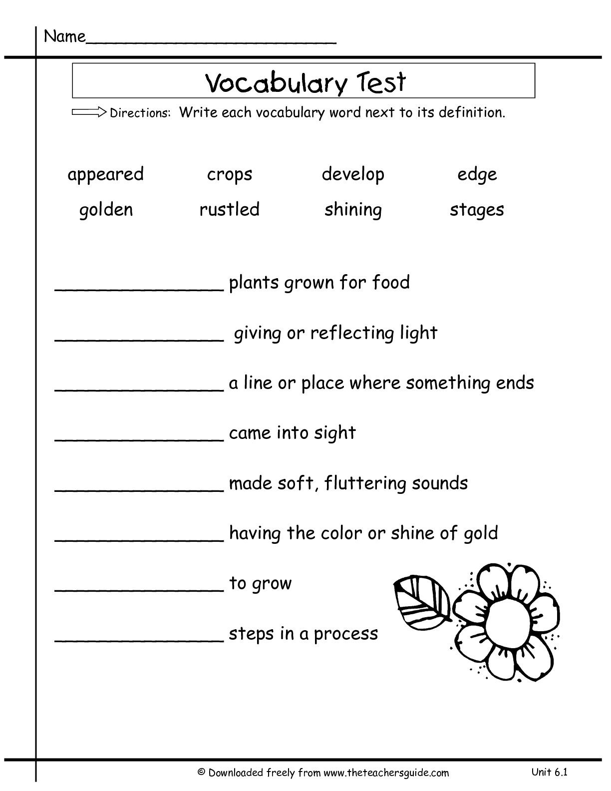 Since Elementary School I Have Been Brought Up With All Sorts Of Vocabulary Tests Up Un Vocabulary Worksheets 1st Grade Worksheets Subtraction Facts Worksheet [ 1584 x 1224 Pixel ]