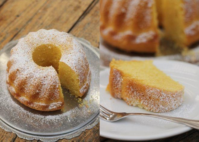 Geschmeidiger Quarkgugelhupf mit Pudding – Gourmet Rezepte