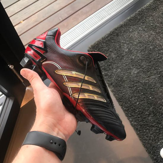 new product 2386e 58fb4 Beckham s New Boots - Footy Boots
