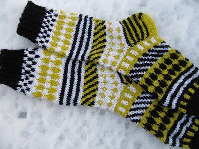 virveriikka: sukat