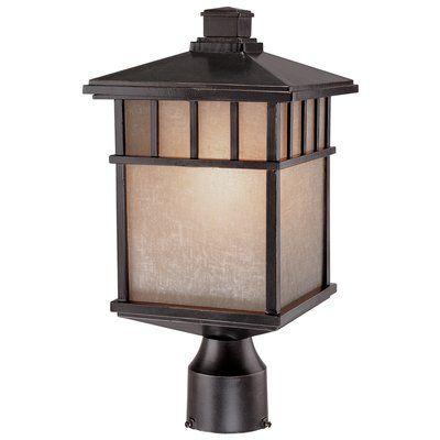Bloomsbury Market Teminot Outdoor 1 Light Lantern Head Wayfair In 2020 Outdoor Post Lights Post Lights Post Lighting