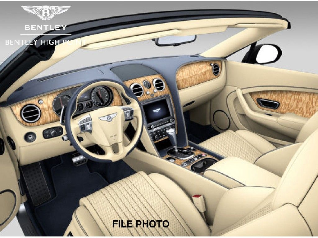 New 2017 Bentley Continental Gtc V8 S Convertible For Sale High