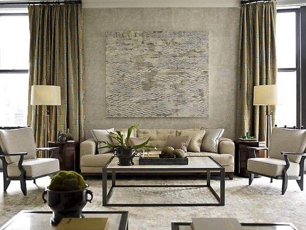 Elegant High End Living Room Decorating Ideas Silver Gray Decor
