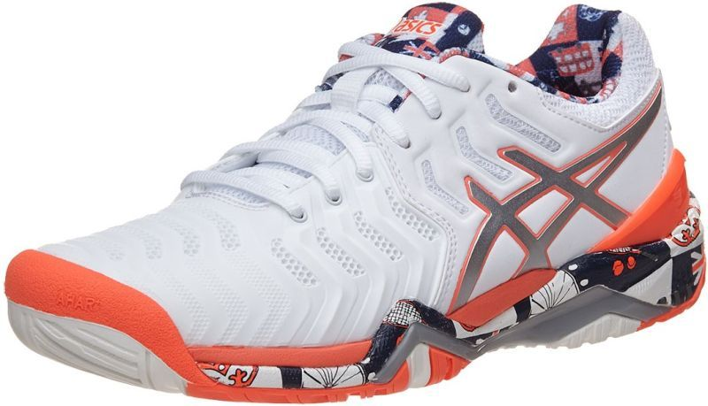 Asics Gel Resolution 7 L E London Women S Shoes Tennis Shoes Outfit Tennis Shoes