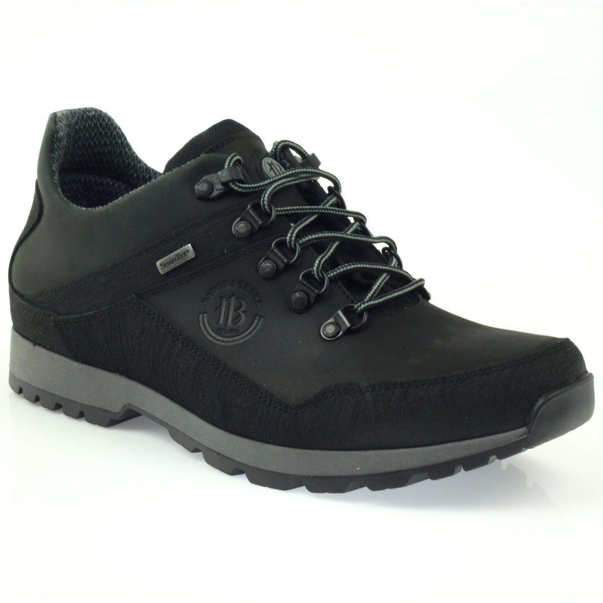 Trekkingi Z Membrana Sympatex Badura 3141 Czarne Warm Feet Trekking Shoes Leather Heels