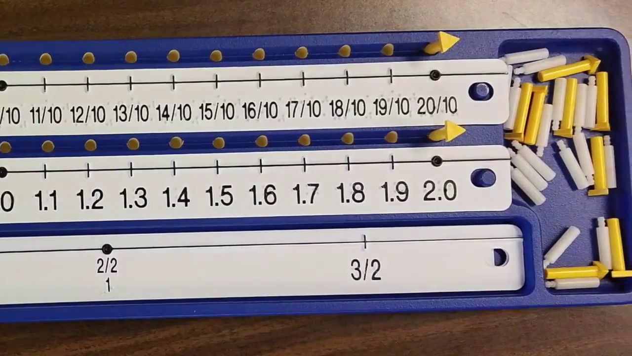 Quick Tip Number Line Device The Aph Number Line Device Is A Math Aid That Helps Students Who Are Blind And Visua Number Line Visually Impaired Students Math [ 720 x 1280 Pixel ]