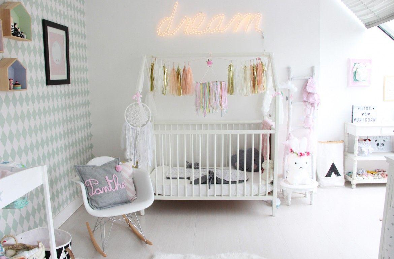 DECO : LA CHAMBRE DE PANTHEA  Déco chambre bébé, Idée déco