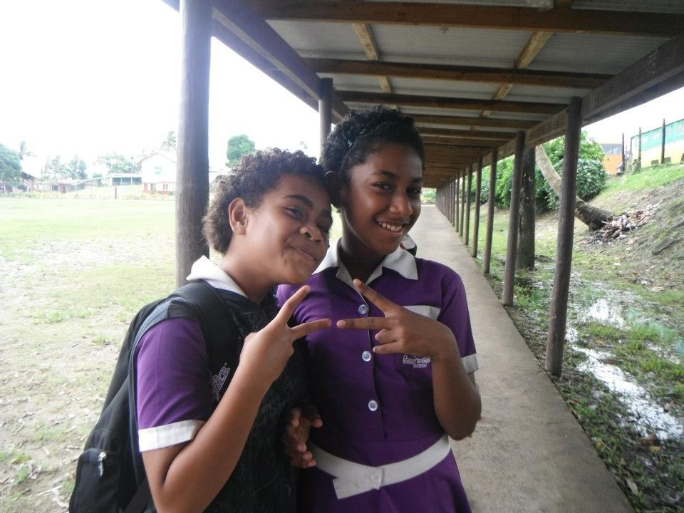 Students, Fiji| Find opportunities to teach, travel and volunteer with www.frontiergap.com | #education