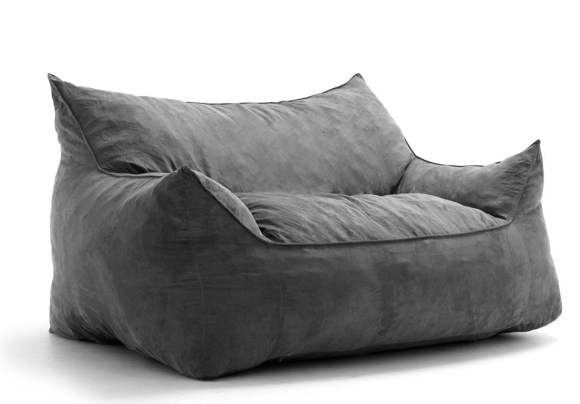 bean bag sofa bed microfiber sectional ashley furniture comfort research big joe imperial and reviews
