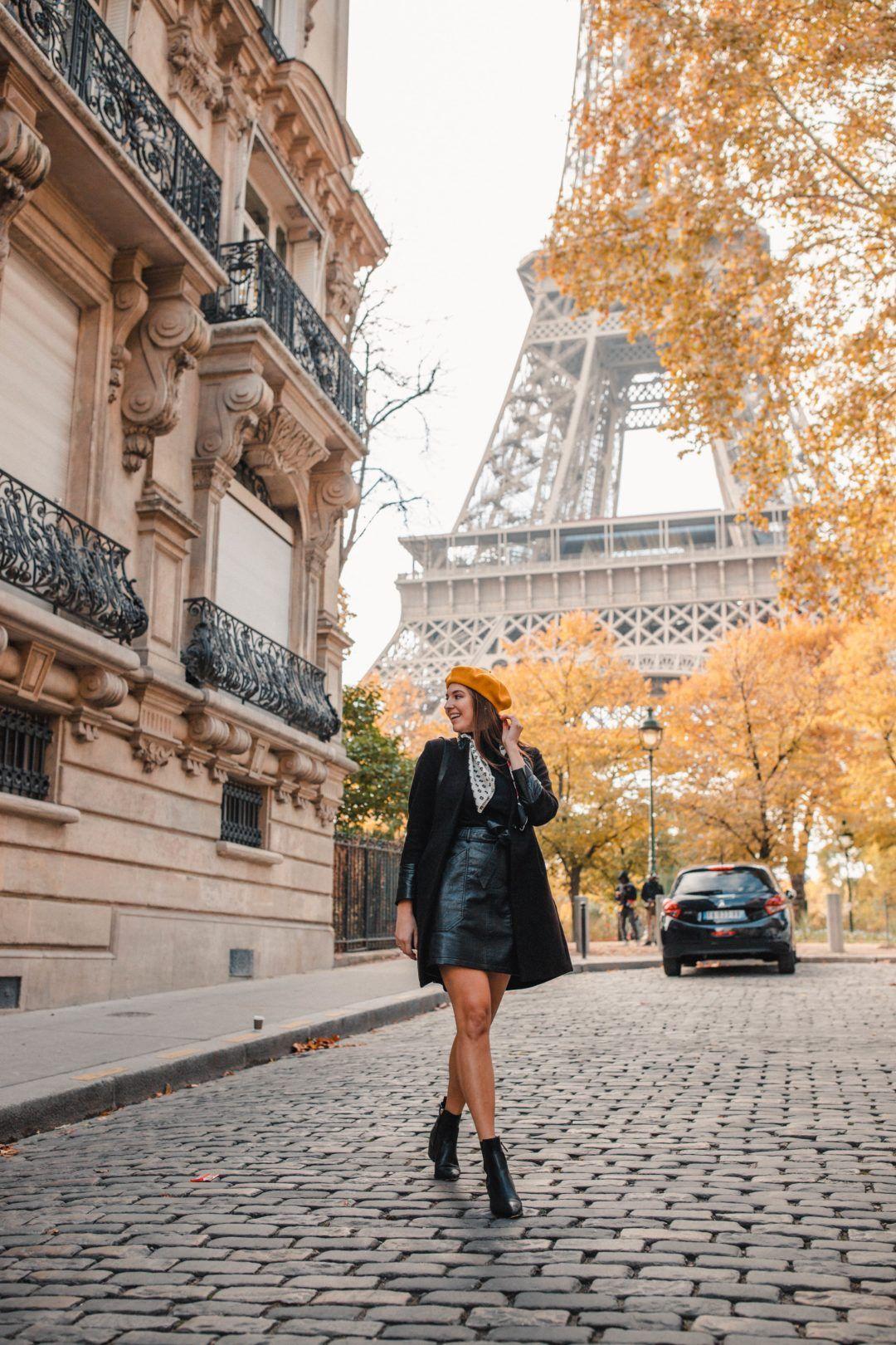 6 Secret Places to View the Eiffel Tower | Eiffel Tower Photo Spots #eiffeltower