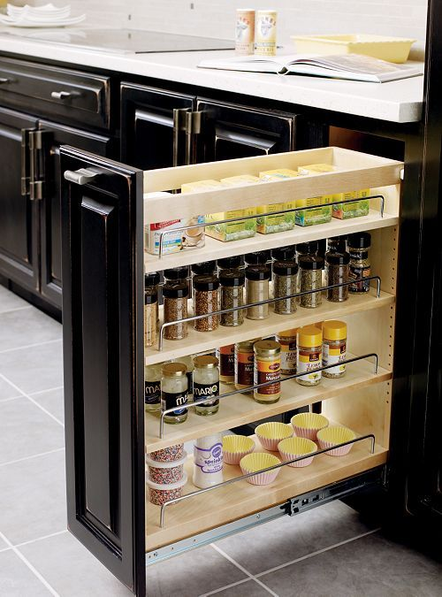 Base Pantry Pullout Thomasville Thomasville Cabinetry