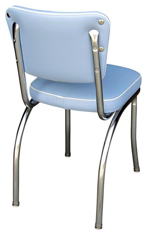Diner Chair   4210 | Retro Chrome Chair | Restaurant Diner Chair