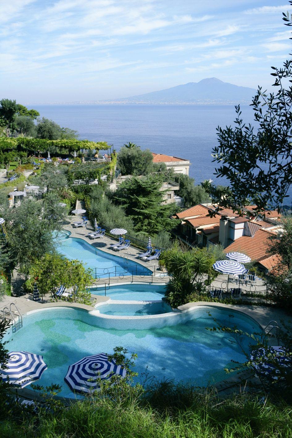Grande Hotel Capodimonte Sorrento Places Visited