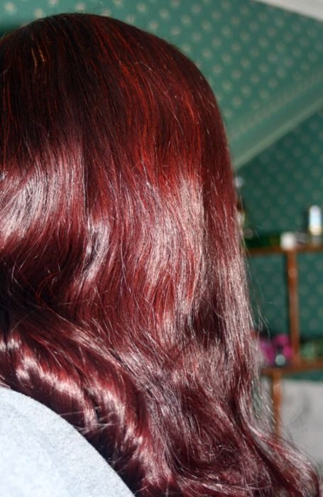 Mehndi Indigo For Hair : Burgundy henna hair google search h a i r t o d y e f