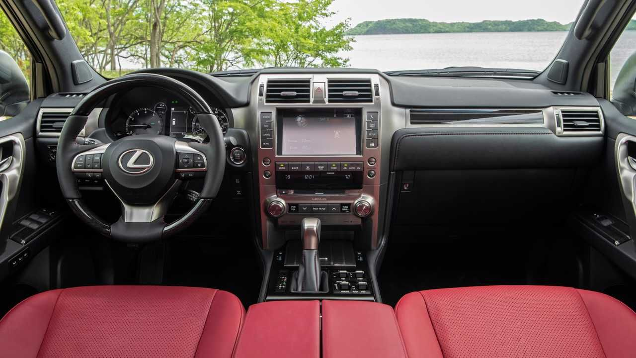2020 Lexus Gx 460 Red Interior. Feels free to follow us di