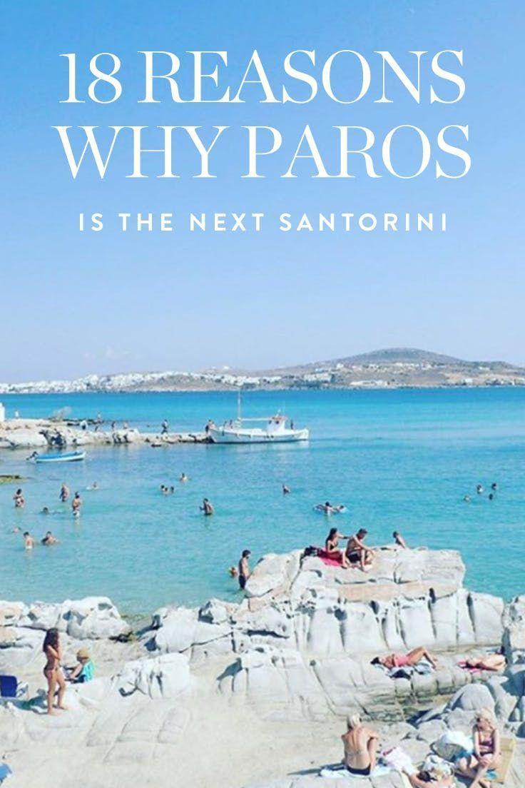 18 Instagrams That Prove Paros Is the Next Santorini #visitgreece