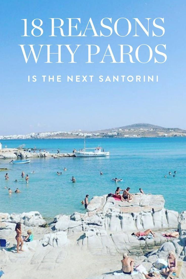 18 Instagrams That Prove Paros Is the Next Santorini